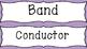 Music Word Wall- Instrumental (Purple Background)