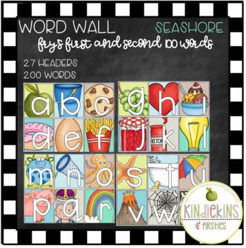 Word Wall K-2