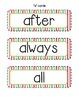 Word Wall Kit: Bright Stripes