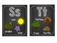 Word Wall Labels & Alphabet Chart {Chalkboard}