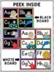 Word Wall - Letters