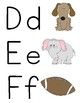 Word Wall Letter Beginning Sound