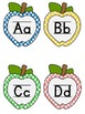 Word Wall Letter Cards - FREEBIE!