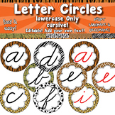 Word Wall Letter Circles Lowercase APT-001