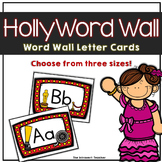 HollyWORD Wall Letters!