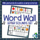 Word Wall Letter Sounds Set