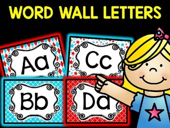 photo relating to Printable Word Wall Letters referred to as Term Wall Letters Dr Seuss Themed
