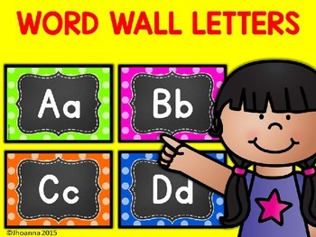 image relating to Printable Word Wall Letters identified as Phrase Wall Letters