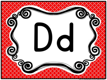 Word Wall Letters Dr Seuss Inspired Theme