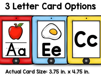 Word Wall Letters, Words, and Printable Activities