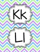 Word Wall Letters and Header