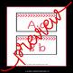 Word Wall Letters & Header {F R E E B I E}