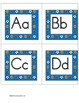 Word Wall Letters and Templates Sports Themed