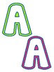 Word Wall Letters (create your own) Mur de mots