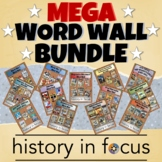 Word Wall Mega Bundle