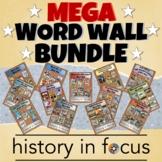 Word Wall Mega Bundle