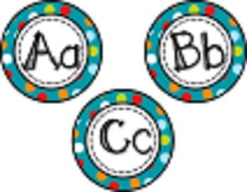 MEGA PACK Chevron Word Wall -- 4 Colors & 2 Patterns