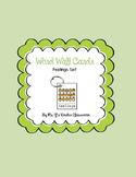 FREEBIE! Word Wall Mini Cards Feelings Set