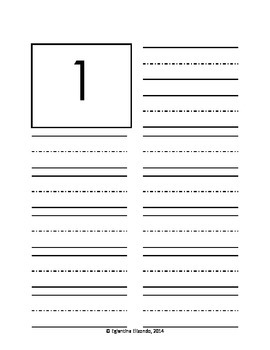 Word Wall (Numbers)