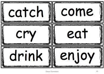 Word Wall - Editable