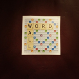 Word Wall Poster