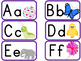 Word Wall Poster Header Cards (White Version)