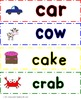 Word Wall Posters and Cards