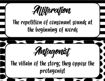 Word Wall Preview