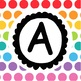 Word Wall Rainbow Alphabet