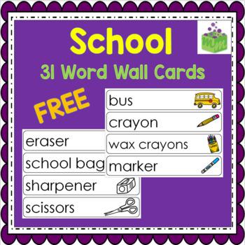 Word Wall School