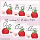 Word Wall Set - Alphabet Posters cum Letter Headers & Blank Word Cards(Editable)
