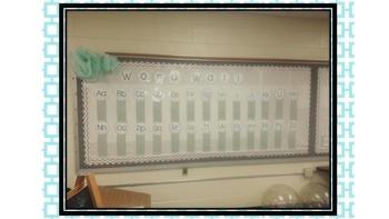 Word Wall (Simply Classroom)