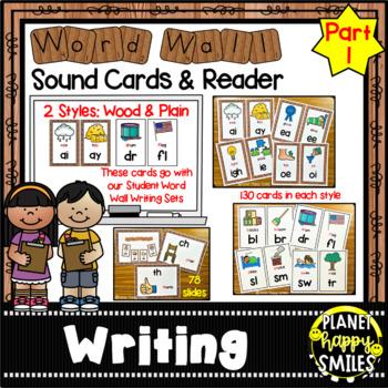 Word Wall Sound Card Bundle ~ Part 1