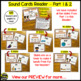 Word Wall Sound Card Bundle ~ Part 1 and 2