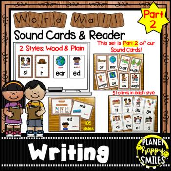 Word Wall Sound Card Bundle ~ Part 2
