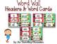 Word Wall Set {Super Hero}