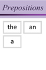 Word Wall Titles and Word Frames