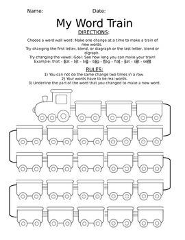 Word Train