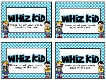 Word Wall WHIZ Kids Game