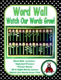 Word Wall: Watch Our Words Grow  - Kindergarten Journeys S