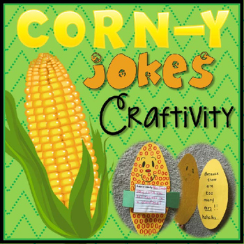 Corny Jokes Craftivity