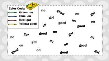 Word Wall Word Work