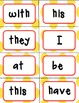 Word Wall Words (Polka Dot Theme) First 100 Fry Words