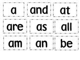 Word Wall Words Printable