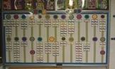 Word Wall Words for HM Journeys Kindergarten