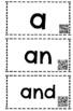 Word Wall Words (w/ Audio QR Codes)