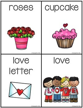 Word Wall Words_Valentine's Day