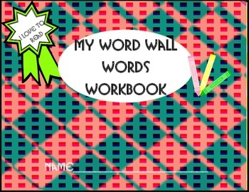 Word Wall Workbook