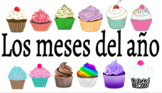 Word Wall and Activities: Meses del año