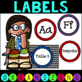 EDITABLE Word Wall and Classroom Labels